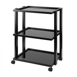 TATTOO stolek 1041 - černý