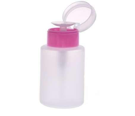 Plastový dózovník s pumpičkou