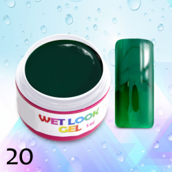 Uv gel na nehty Wet Look č. 20