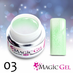 Uv gel na nehty Magic č.03