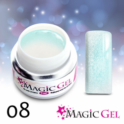 Uv gel na nehty Magic č.08