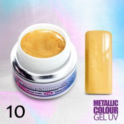 Uv gel na nehty Metalický č.10