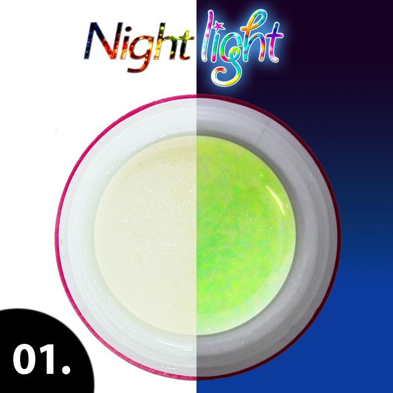 Uv gel na nehty Night light