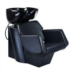 Kadeřnický mycí box NICO BD-7821 černý