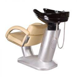 Kadeřnický mycí box DINO BR-3530 krémový