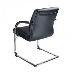 Konferenční židle / židle do čekárny BX-3346 černá