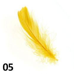 Peříčka na nehty č.05 - 5 ks