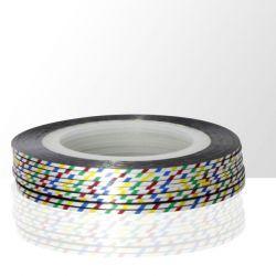 Samolepící, zdobící páska na nehty č.43