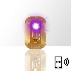 LED dioda na nehty  - fialová