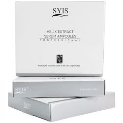 SYIS ampulky s hlemýždím slizem HELIX EXTRACT SERUM 3X3ml (AS)