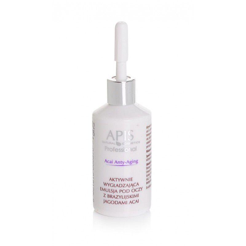 Vyhlazující emulze pod oči s acai 30ml APIS ANTI-AGING