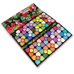 Miss Doozy - paleta očních stínů - pouzdro 100 barev YF-9894 (A)