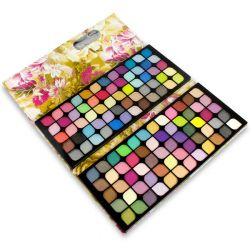 Miss Doozy - paleta očních stínů - pouzdro 120 barev YF-9865 (A)