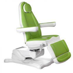 Elektrické kosmetické křeslo MAZARO BR-6672B zelené (BS)