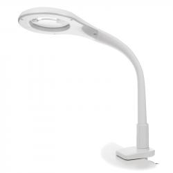 Kosmetická lampa s lupou LED 7W CLIP BC-8239C (BS)