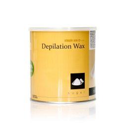 Depilační vosk z Řecka SIMPLE USE cukrový - plechovka 800ml (A)