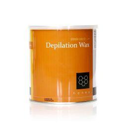 Depilační vosk z Řecka SIMPLE USE medový - plechovka 800ml (A)