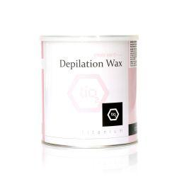 Depilační vosk z Řecka SIMPLE USE titanium - plechovka 800ml (A)