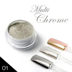 01. a'la METAL MANIX - MULTI CHROME