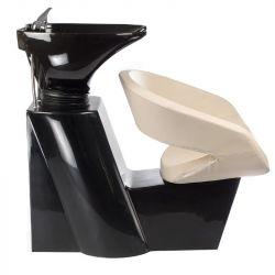 Kadeřnický mycí box PAOLO BH-8032 krémový