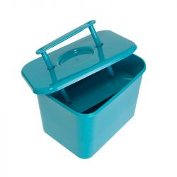 Vanička na sterilizaci nástrojů 1,3L tyrkysová (AS)
