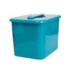 Vanička na sterilizaci nástrojů 1,3L tyrkysová