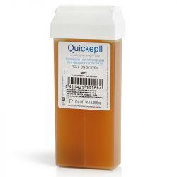 Depilační vosk QUICKEPIL - rolka 100g natural (AS)