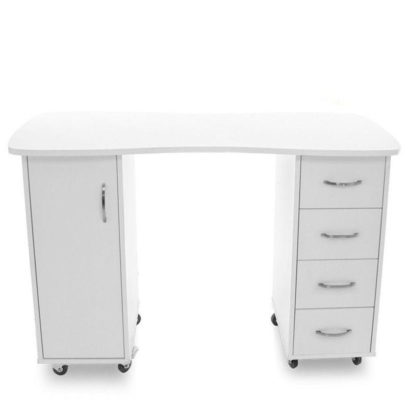 Kosmetický stolek 2027 bílý