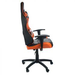 Herní židle RACER CorpoComfort BX-3700 oranžová
