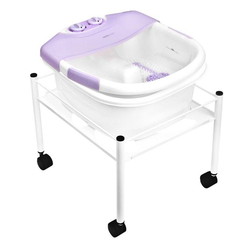Sestava vanička + masážní přístroj na nohy s ohřevem AM-516