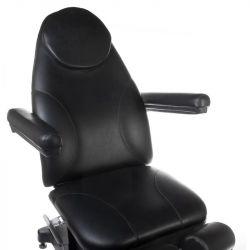 Elektrické kosmetické křeslo AMALFI BT-156 černé
