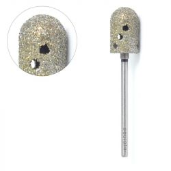 Frézka na pedikúru diamantová dutá 9,5/15,0mm ACURATA 2 (AS)