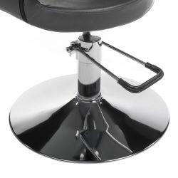 Kadeřnické křeslo PAOLO BH-8821 šedé