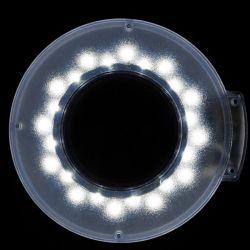 Lampa s lupou LED S4 + stativ