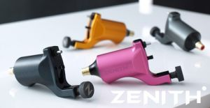 Rotační tetovací strojek ZENITH™ - graphite (AT)