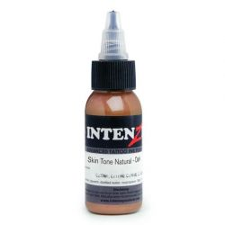 Tetovací barva Intenze Ink 30ml, Andy Engel - Skin Tone Natural Dark (K)