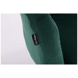 Křeslo HR831 zelené - textilní