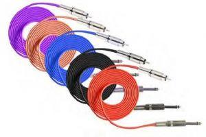 RCA Silicone Clip Cord - 1,8 m (NATS)