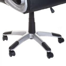 Gamingová / kancelářská židle RACER CorpoComfort BX-6923 šedá
