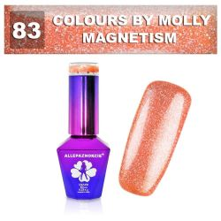 83 Gel lak Colours by Molly 10ml - Magnetism (A)