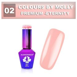 02 Gel lak Colours by Molly PREMIUM 10ml -ETERNITY- (A)