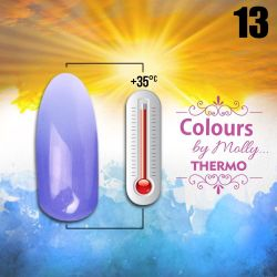 Gel lak Colours by Molly Thermo 13 - 10ml (A)