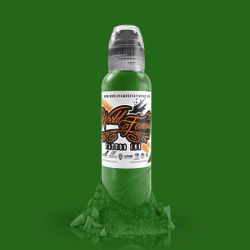 World Famous Ink - Everglades Green 30 ml (K)