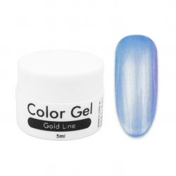 Barevný UV gel GOLD LINE 5ml - 08 (ET)