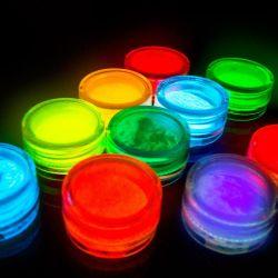 Ozdobný prach Glow - 7. Sexy Plum