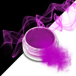 Nehtový pyl SMOKE NAILS - smoke efekt 11 NEON PURPLE (A)