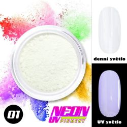 NEON UV pigment - neonový pigment v prášku 01 (A)