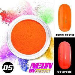 NEON UV pigment - neonový pigment v prášku 05 (A)