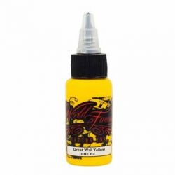 World Famous Ink - Great Wall Yellow 30ml