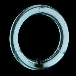 """Prstencová lampa RING LIGHT 12"""" 35W FLUORESCENT se stativem bílá"""